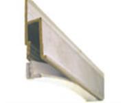Клиновая система крепления натяжного потолка