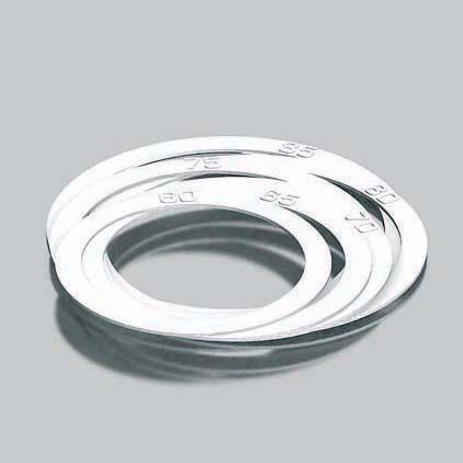 Кольца из термопластика