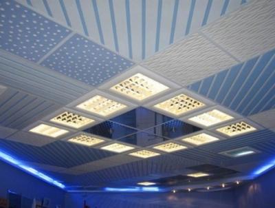Комбинирование декоративных панелей