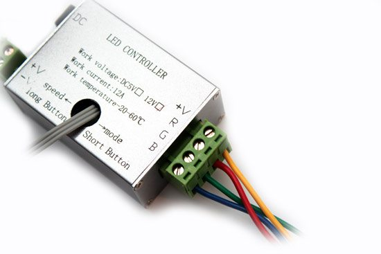 Контроллер для светодиодной