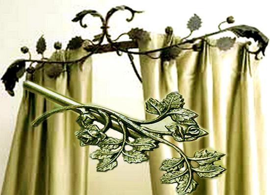 Ковка украсит интерьер в классическом или эко-стиле