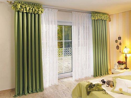 Красивое и эстетичное оформление портьер дополнит дизайн комнаты