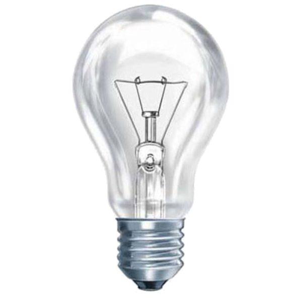Лампочка накаливания – далеко не самый лучший вариант для пленочного потолка.