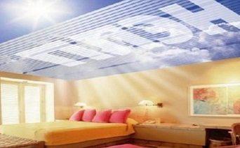 Лучистая система – благоприятный микроклимат в доме