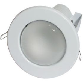 Люминесцентный точечный светильник для потолка