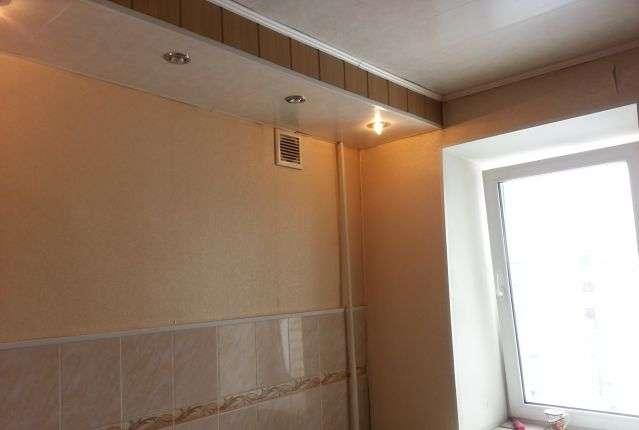 Здесь софиты планируется использовать для освещения рабочей поверхности кухонного стола.