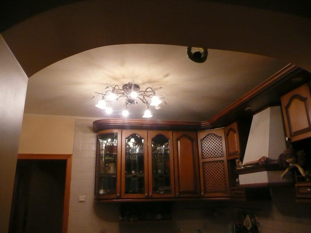 люстры потолочные фото в интерьере