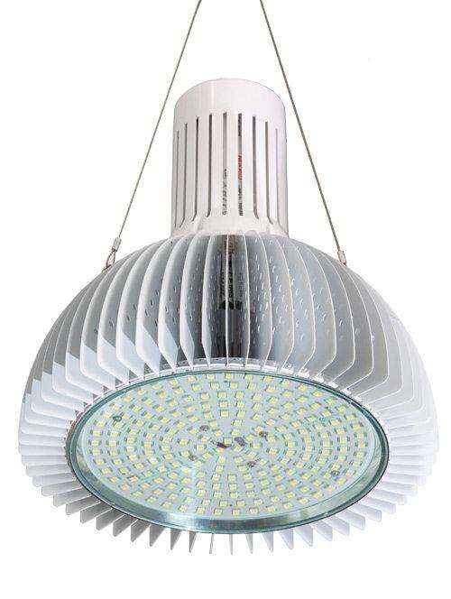 Складские люстры повышенной мощности и яркости освещают ангары, склады, промышленные объекты.