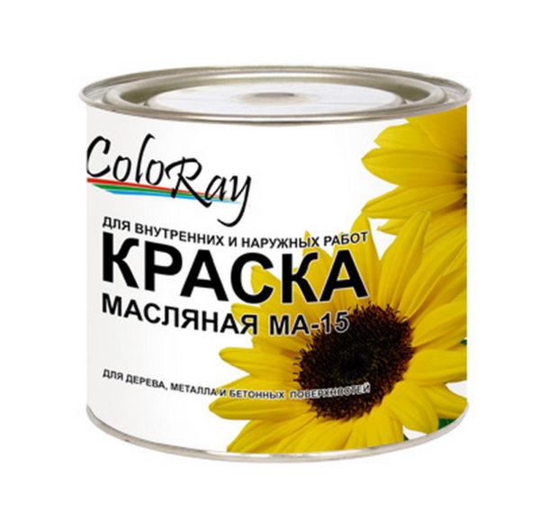 Масляные краски для потолка лучше не использовать.