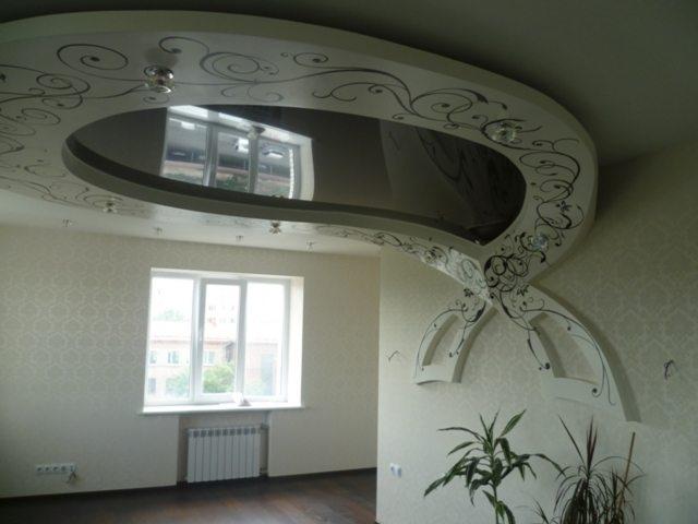 installer un faux plafond avec spots devis travaux renovation maison vienne entreprise dhnih. Black Bedroom Furniture Sets. Home Design Ideas