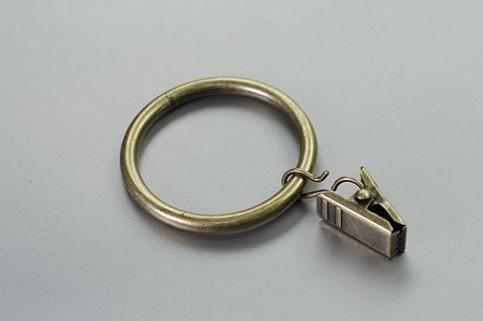 Металлическое кольцо – крепкое, но шумное