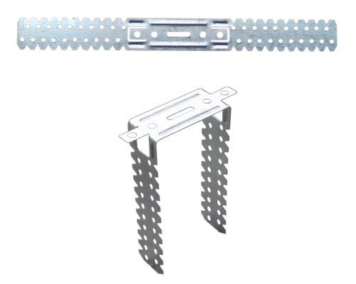 Металлический подвес для крепления направляющих к потолку