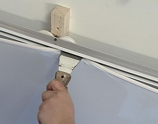isolant mince pour plafond sous sol devis pour travaux. Black Bedroom Furniture Sets. Home Design Ideas