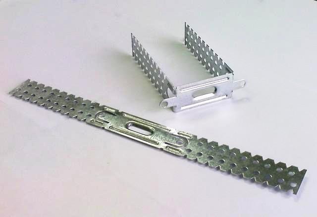 Ленточные держатели или П-образные подвесы