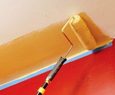 Водоэмульсионная краска – бюджетный выбор!