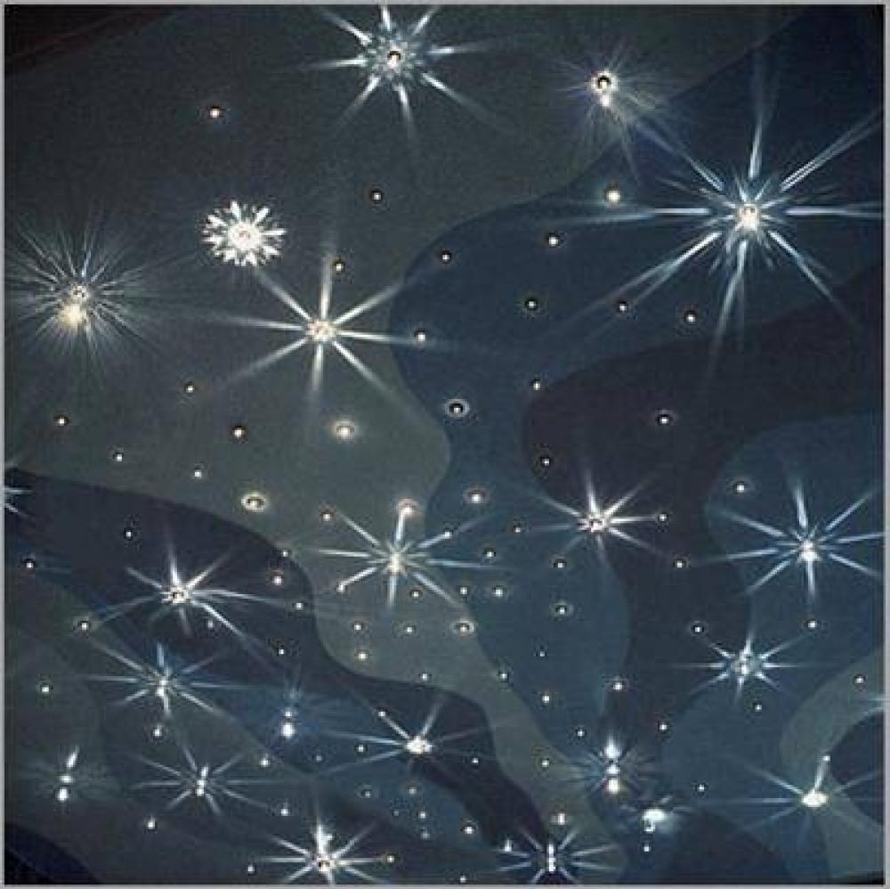 Натяжные потолки «Звёздное небо»