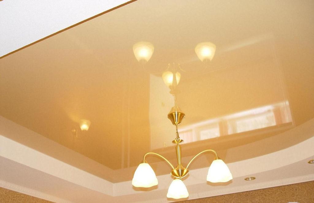 Наградой за труд вам будет красивое и долговечное покрытие потолка.