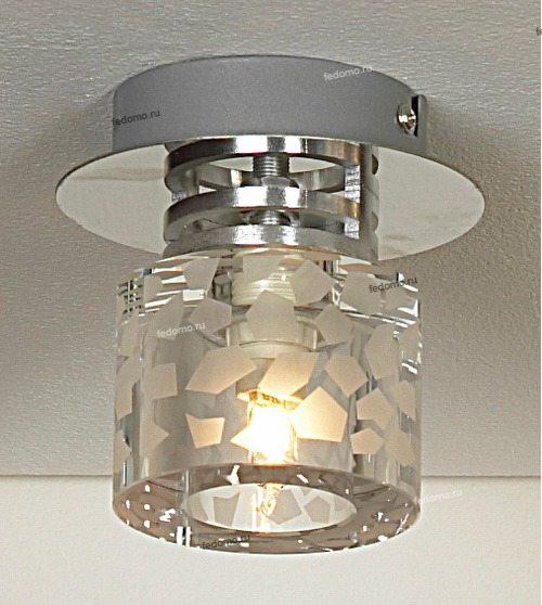 Светильник накладной потолочный в виде плафона