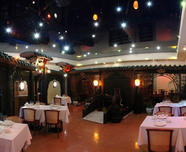 Французский подвесной потолок