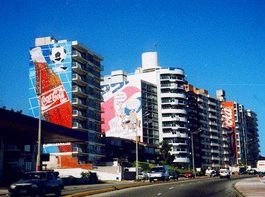 Баннерная реклама на основе полиэстеровой ткани