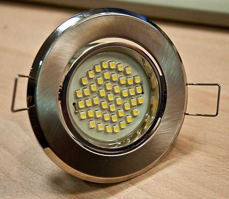 Светодиодный светильник - лидер по экономичности и долговечности.