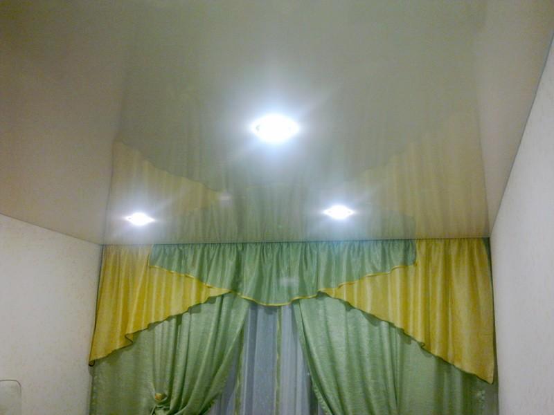 Как своими руками сделать натяжной потолок