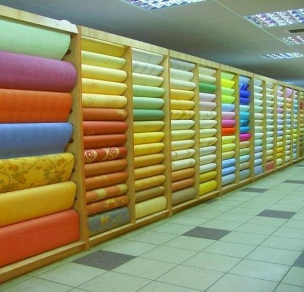 Цвет потолка можно выбрать в любом оттенке