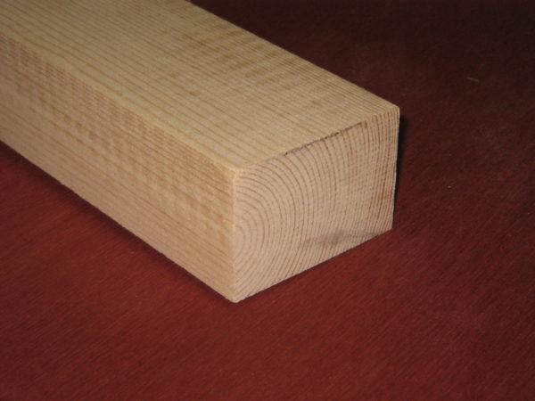 Образец бруска из древесины