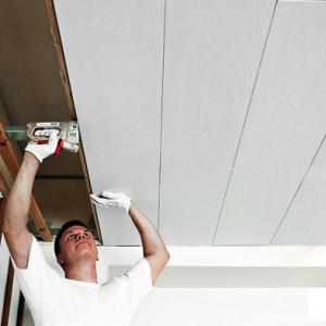 Подвесной потолок пвх своими руками