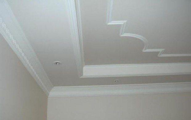 Побелка – легкий способ в отделке потолка