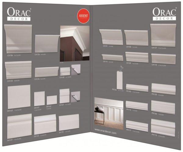 Orac Decor – ведущая компания по производству полиуретанового декора.