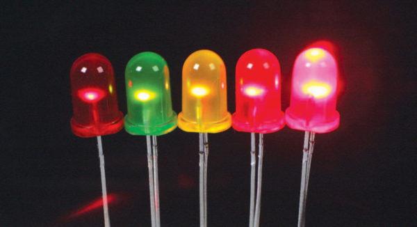 Основа этих маленьких лампочек – кристаллы, имеющие очень низкую теплоотдачу.