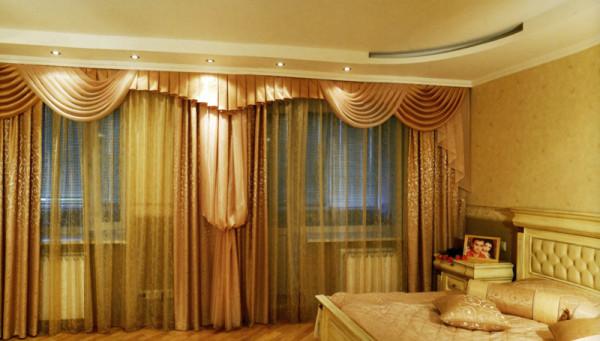 От декора окна зависит общая атмосфера комнаты