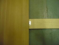 Монтаж панелей кляммерами