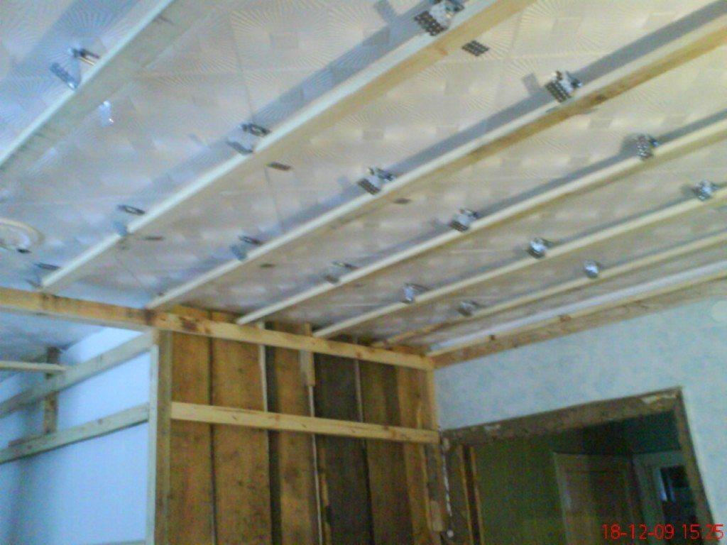Крепление панелей пвх к потолку: полезные советы домашним мастерам