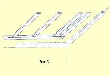 Крепление деревянных панелей.