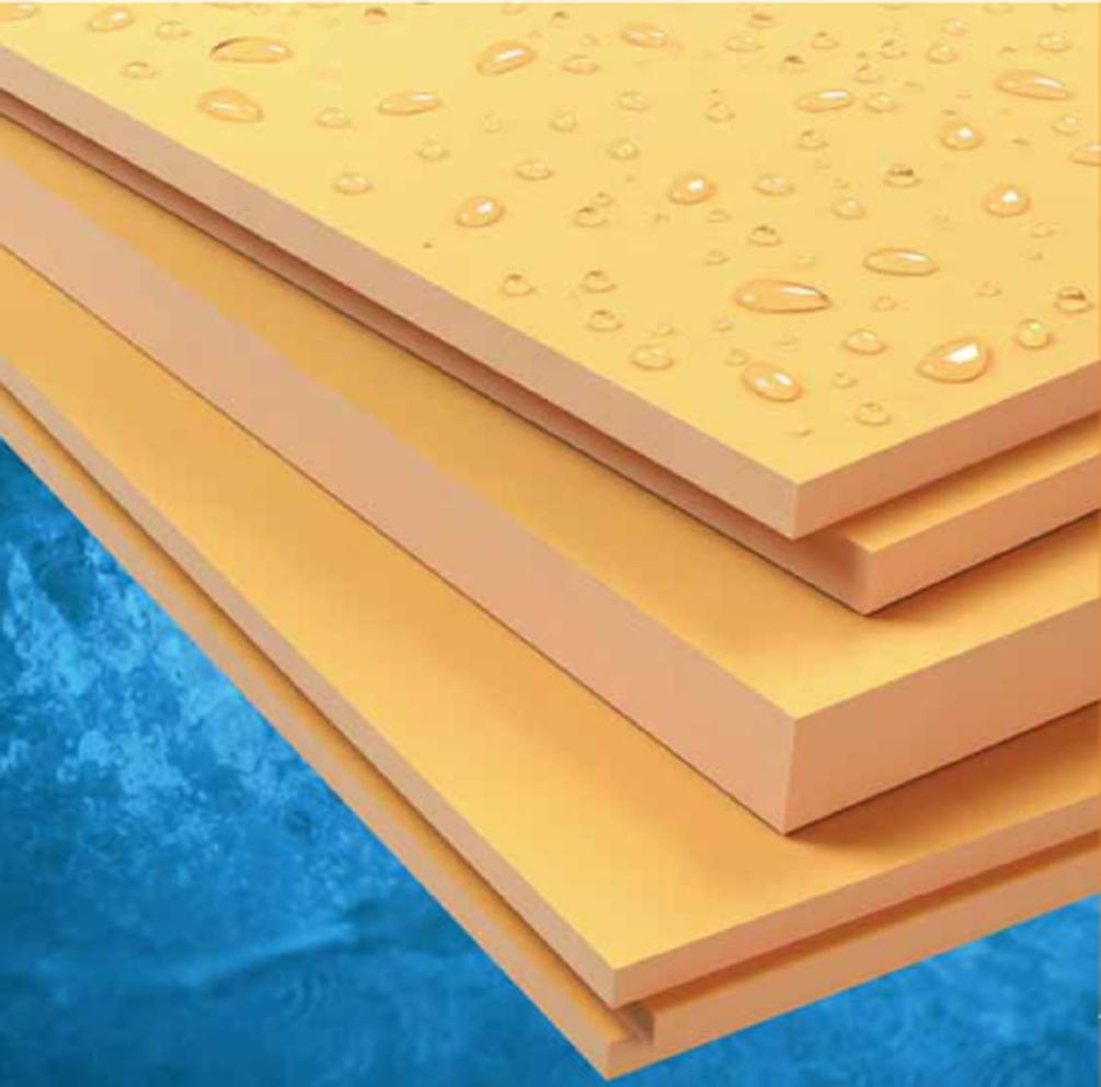 Потолочные покрытия - экструдированный пенопласт
