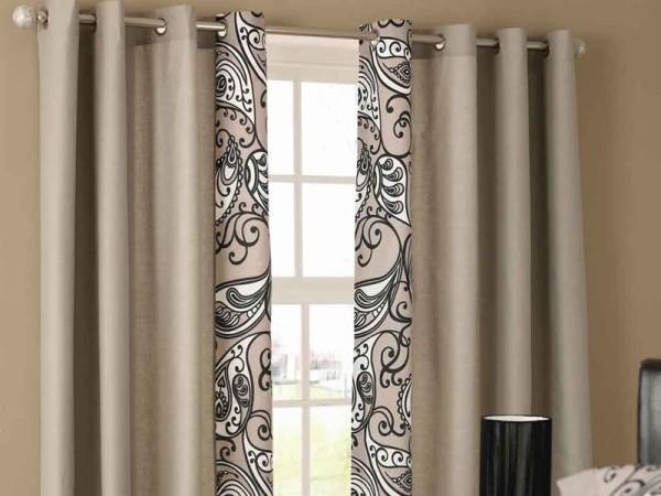 Перед тем как подобрать цвет карниза для штор и его форму, уясните для себя перечень всех оттенков и тонов, которые будут использованы в дизайне комнаты