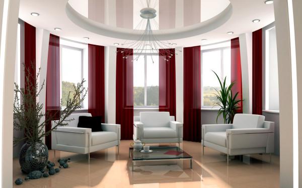 Перед тем как собрать карниз для штор, важно провести все замеры – это и будет залогом единства дизайна вашей комнаты
