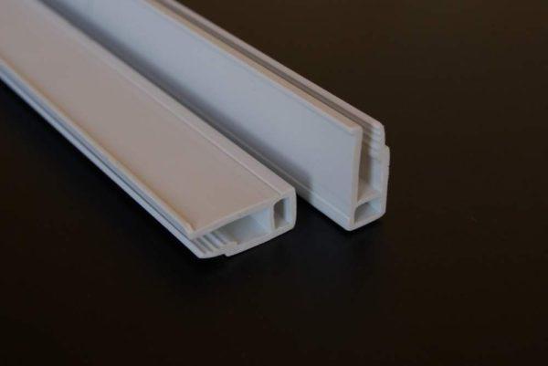 Пластиковые багеты для гарпунной системы