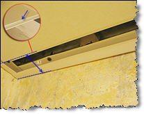 Пластиковый потолок на кухне своими руками