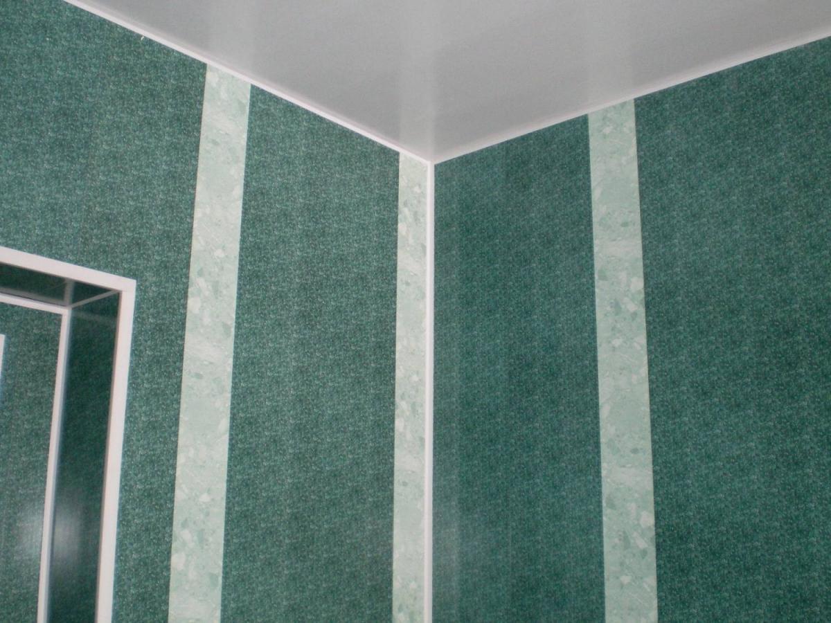 Как лучше сделать двухуровневый потолок из пластиковых па....