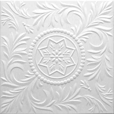 Плитка для потолка должна быть правильной формы, с прямыми углами и без вмятин