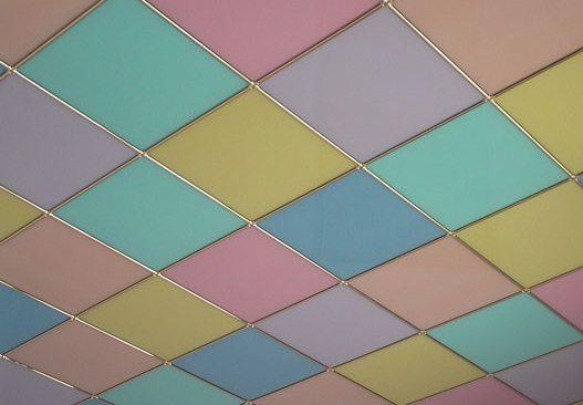 Разноцветная плитка – лучшее дизайнерское решение!