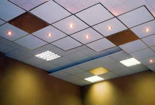 Светоотражающий потолок