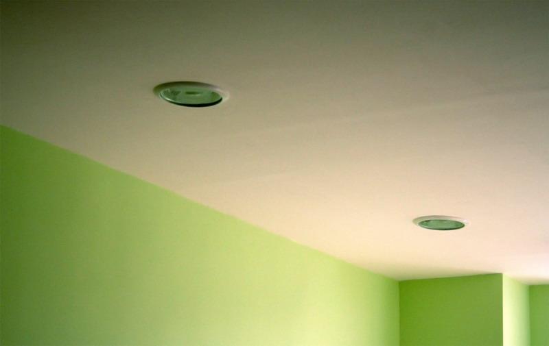 Подшивные потолки из гипрока