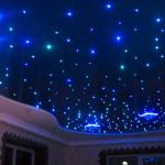 """Подсветка потолка """"Звездное небо"""""""