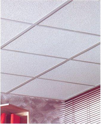 Внешний вид потолочной подвесной системы Байкал