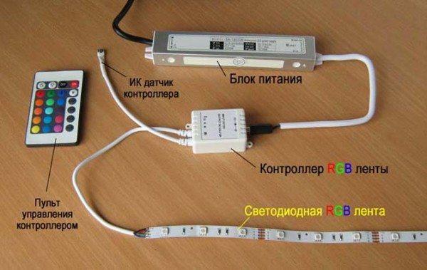 Что можно сделать светодиодов своими руками