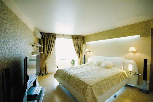 Ремонт своими руками спальня